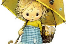 Childrens pictures / Dziecięce obrazki