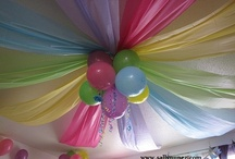 Party decorations / by Nancy Jones