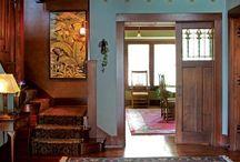 Arts and Crafts Interior
