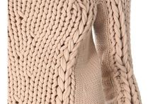 Warm, Cool, Cozy & Comfy / Sweaters, Gloves, Scarves, Vests / by Cristina Valdez