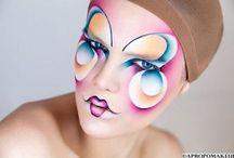 Make up - Aqua