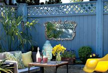 Outdoor Living / Patios, porches and outdoor spaces.  / by Horses & Heels