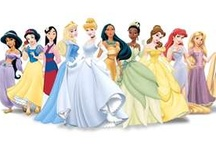 Disney Princess-for my 4 grandaughters / I made this board for my 4 Great Granddaughters ♥ Twins Brielle & Breann,Alea & Alexis♥♥♥ you girls xoxoxo / by ♥Jany♥ ♥Bond♥