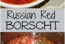 Russsian recipes