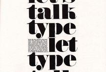 Typografi //