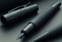 Writing-Tools / Füller, Bleistifte, Kugelschreiber, einfach um schöne, analoge Schreibgeräte!
