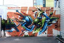 Wall and street art / by Jan-Peter van Wermeskerken