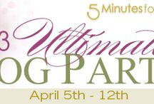 Ultimate Blog Party 2013 #UBP13