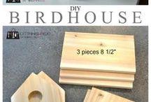madár ház