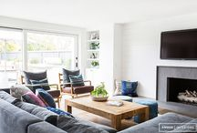 Ideas for Jenn- Living Room / by Holmby Design