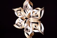 Christmas Ornaments / Hand crafted ornaments