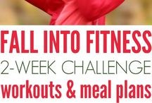 Workouts & meals plan