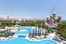 WOW Kremlin Palace / Görkemli mimarisi  ve saraylara yakışır hizmet anlayısı ile WOW Kremlin Place'da masalsı bir tatil...  bit.ly/tatilturizm-wow-kremlin-palace   #tatilturizm#antalyaotelleri #WOWotelleri #KremlinPalace #antalya