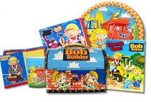 Bob the Builder Party Supplies / Bob the Builder Party Supplies from www.HardToFindPartySupplies.com, where we specialize in rare, discontinued, and hard to find party supplies. We also carry several of the more recent party lines.  / by Hard To Find Party Supplies