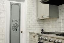 """Willow Glen, California """"Carolyn House"""" Kitchen + Extensive Multi-bathroom Remodel / Major remodel of this home's kitchen, 1st floor bathroom, 2nd floor bath and the master bath."""