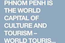 PHNOM PENH IS THE WORLD CAPITAL OF CULTURE AND TOURISM / The European Council on Tourism and Trade World Tourism Institution has decided to inscribe Phnom Penh on the WORLD CAPITAL OF CULTURE AND TOURISM list. From December 9, 2017 the capital of Kingdom of Cambodia Phnom Penh is the humanity protected and recognised WORLD CAPITAL OF CULTURE AND TOURISM.