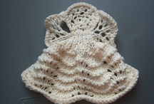Knitted items / Pretty knitted  items that I just love to  be able to make them my self.