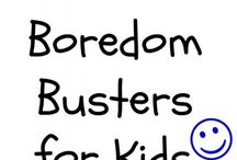 Kiddos :: Summer Bucket List / by Megan Flatt