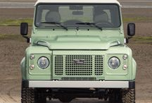 Daddy Land Rover