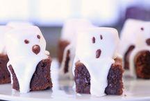 Brownies zu Halloween