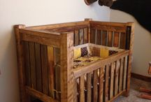 Rustic Cribs / The crib can set the tone for the entire rustic nursery so why not find the best rustic cribs here.