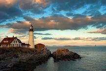 Lighthouses / by Katy McDaniel