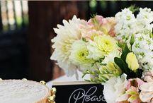 Boho wedding/ festival wedding