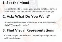Dream Board / Vision Board