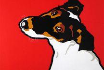 dieren in de schilderkunst