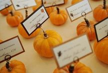 Fall Wedding Inspiration / by Osprey Point