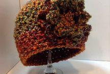 Crochet hats / by Holle Mack