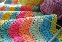 Crocheting & Sewing / by Becky Helwig