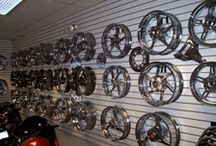 Chrome Motorcycle Wheel Exchange / Chrome Plating and Chrome Motorcycle Wheel Exchanges