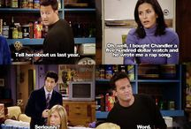 My life in friends!