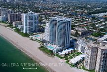 Beautiful Views of South Florida / When you are sitting in snow freezing your butt off! Dont be jealous! Move to south Florida! With these amazing views, how could you say no! www.galleriarealtors.com