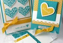 Card Making Pinspiration / by Leslie Atkinson