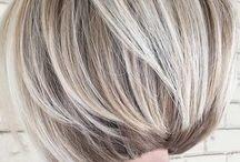 Frisyrer og hår