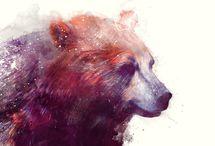Art digital / Peinture