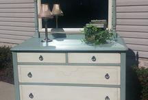 Furniture Redos!!
