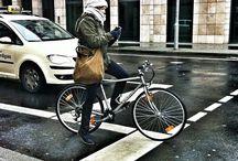 Bike love! / offnegiysem.com travel photos & loved ones / by Billur Saatci