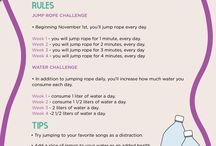 Monthly Challenges / by Michelle W