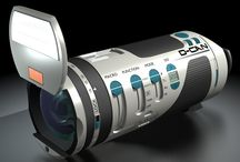 Camera Concept Designs / by TechCracks