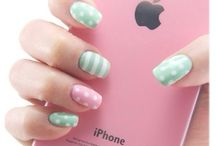 Nails.. Summer time.. !
