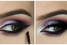 maquillaje ojos para fiesta