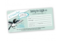 Gift Vouchers |www.morningmrsmagpie.com / by MorningMrsMagpie