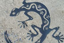 Plasma Art / Our portfolio of plasma cut metal art. We provide CNC plasma art along with custom handmade pieces. Most all pieces are available for purchase in our Etsy store.