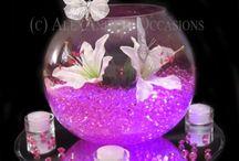 dekoratif cam kavanozlar