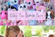 Mary Margaret's Beanie Boo Birthday Party