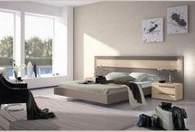 Dormitorios Modernos ON / Fotografías de la colección de muebles de dormitorios modernos ON de la firma de muebles RAMIS http://www.mueblesramis.com/