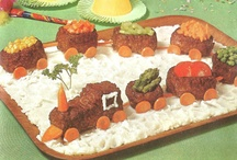 Retro Recipes-Creepy/Funny / by Michelle Donnelly